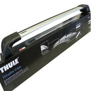 Thule Roof Luggage Rack Wingbar Edge Silver For Volvo V40 9594 4033
