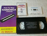 How To Play Harmonica Vhs Country Blues Harmonica Musically Hopeless Cassette