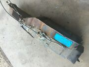 1965 Buick Skylark, Special, Air Heater Box, A/c Box N/r Damaged Parts Rusted