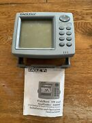Eagle Fish Mark 320 Fish Finder Depth Finder Head Unit + Manual Untested As Is