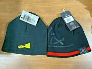 Molix And Spro Fishing Cold Weather Beanies - 2 Hats Per Order