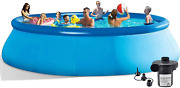 Above Ground Swimming Pool For Kids - Above Ground Pools For Backyard 12ft×30in