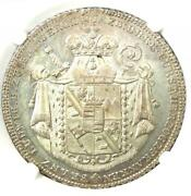 1795 Germany Bamberg Taler 1t Coin - Certified Ngc Ms62 Bu Unc - Rare