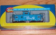 Athearn 75203 Wide Vision Caboose Great Northern Gn X-115 Blue