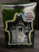 Bath And Body Works Wallflowers Halloween House Ghost Color Changing Plug In