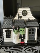Bath And Body Works Bride, Frankenstein House Luminary Candle Holder 2012