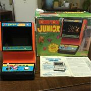 Donkey Kong Junior Table Top Coleco Vintage 1983 Game And Watch Official Japan