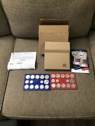 2007 Us Mint 28 Coin P And D Uncirculated Mint Set - 9368