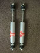Sunbeam Alpine Series 1 2 And 3 Set Of 2 Kyb Gas Front Shock Absorbers New