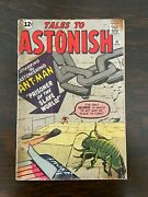 Tales To Astonish 41 1963 Atlas Pre Marvel Feat. Ant Man Complete