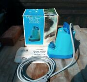Nice Little Giant 5-msp Submersible Sump/utility Pump Usa 8and039 Cord