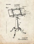 Drafting Equipment Patent Print Old Look