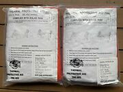 2 Stearns Thermal Protective Aid For Boat Life Raft Model No.tpa-002 Solas 74/83