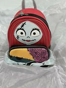 Sold Out Nightmare Before Christmas Sally Loungefly Exclusive Mini Backpack