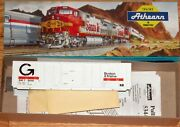 Athearn 5804 50' Ps 5344 Boxcar Kit Guilford Boston And Maine Bm 79046