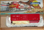 Athearn 5815 50' Ps 5344 Boxcar Kit Canadian Pacific Cp Cpaa 211172 Red
