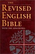 Revised English Bible With Apocrypha By Unknown