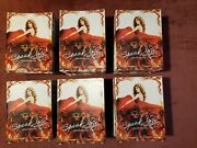Taylor Swift Speak Now World Tour 2011 Book W/poster Brand New Lot Of 290