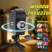Halloween Christmas Projection Lamp With 12 Images