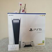 Sony Playstation 5 | Ps5 Disc Edition Console | Brand New ✅fast 24hr Delivery 🚚