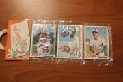 1978 Christmas Rack Pack W/ryan Rice/foster Brown On Front