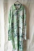 Ground Y Front Zipper Long Shirt 20aw Western Art Collection Size 3 F/s Japan
