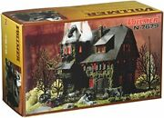 Vampire Villa Hntd Mnsn N Scale Model Buildings And Structure Accessories New