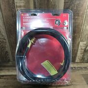 New Mr. Heater F273702 12 Foot Gas Propane Hose Assembly Kit