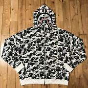 Kyoto Limited Kyoto Color Camo Shark Hoodie M Size Shark Full Zip Hoodie A B