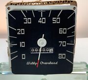 Jeep Truck Speedometer Odometer 48-49 Jeepster Willys Overland Ks42562n Nos