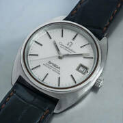 Omega Constellation C Line Automatic 168.0056 Date Vintage Watch 1973 Wl37794