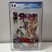 Spawn 9 - Image Comics Cgc 9.8 - 1st App Of Medieval Spawn And Angela