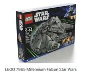 Lego Star Wars Millennium Falcon 7965 With Only Princess Leis Figure.