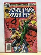 Power Man And Iron Fist 54 Marvel Comics 1978 Nm- /nm Luke Cage Heroes For Hire