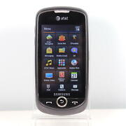 Samsung Solstice 2 Atandt 3g Hspa Basic Touch Phone - Clean Imei Ready