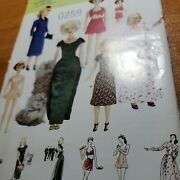 Vogue 756 Sewing Pattern 11 1/2 Doll