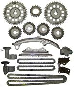 Engine Timing Chain Kit Front Cloyes Gear And Product 9-4207s