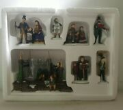 Department 56 A Christmas Carol' Reading By Charles Dickens Set Of 7 58404