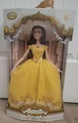 Disney Store Limited Edition 17 Live Action Belle 3370/5500 Doll