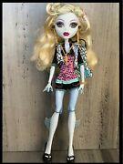 Monster High Doll Lagoona Blue First Wave Original Ghouls Collection