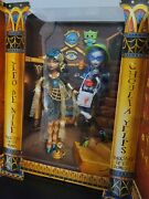 Monster High Doll Sdcc 2017 Cleo And Ghoulia Mattel Shop Exclusive 2 Pack Nrfb