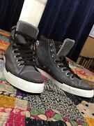 Converse Chuck Taylor All Star Hi Suede Shoes Mens 9 Womenandrsquos 11 Brown 132472c