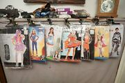 Halloween Adult Woman Costumes Take Your Pick Assorted Styles And Sizes Bnip