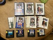 4 Sega Genesis Madden Nfl Games 92 93 94 And 95 3 With Case And Manual And Inserts