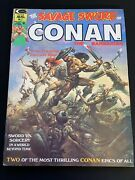 Savage Sword Of Conan Comic Magazines - Sale Of Individual Issues