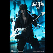 Ringtoys 1/6 Tomb Raider Notes Zhang Qiling Movable Action Figure Deluxe Edition