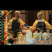 Present Toys Pt-sp26 1/6 Breaking Bad Walter White And Jesse Pinkman Double Figure