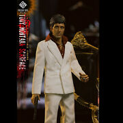 Present Toys Pt-sp15 1/6 Tony Montana Scarface Collectible Action Figure