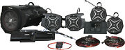 Ssv Works 5 Speaker Plug And Play Kit With Jvc Mr1 Receiver Rz4-5a1