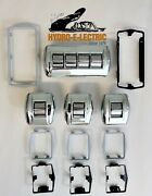 New 1955-1957 Chevrolet Bel Air Complete Window Switch Set